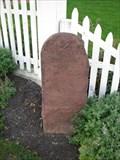 Image for Milestone 57 Miles From Boston - 1767 Milestones - Spencer, Massachusetts