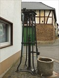 Image for Beam pump in Oeverich - RLP / Germany