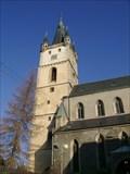 Image for Kostel Nanebevzeti Panny Marie, Tachov, CZ, EU