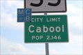 Image for Cabool, MO - Population 2,146