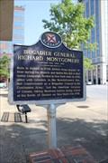 Image for BG Richard Montgomery -- Court Square, Montgomery AL