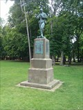 Image for Suffolk Regiment Boer War Memorial - Christchurch Park - Ipswich, Suffolk