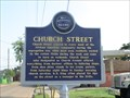 Image for Church Street, Indianola
