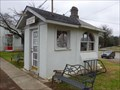 Image for World's Smallest Police Station - Ridgeway, SC