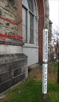 Image for Congregational Church Peace Pole - Elmira, NY