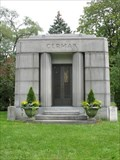 Image for Anton Cermak mausoleum - Bohemian National Cemetery, Chicago, IL