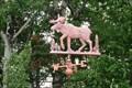 Image for Moose Weather Vane – Grand Portage, MN