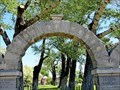 Image for Home of Peace Cemetery Archway - Helena, Montana