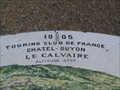 Image for Table d'orientation du calvaire - Châtel-Guyon - France