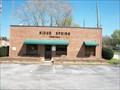 Image for Ridge Spring Town Hall - Ridge Spring, SC