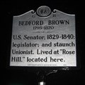 Image for Bedford Brown, G-8
