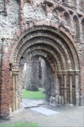 Image for St.Botolph's Priory Ruins, Priory Gardens, Priory Street, Colchester, Essex.