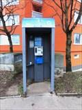 Image for Payphone / Telefonni automat - Brdickova, Prague, Czech Republic