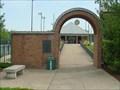 Image for Mary Goldstein Stolar Memorial Gate - St. Louis, Missouri