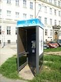 Image for Payphone / Telefonní automat - Porící 623/7, Brno  CZ