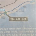 Image for You Are Here - The Fife Coastal Path, St Monans, Fife.