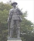 Image for World War I Memorial Soldier - Carnforth, UK
