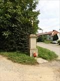 Image for Christian Cross - Lulec, Czech Republic