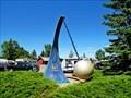Image for World's Biggest Wind Gauge - Lethbridge, AB