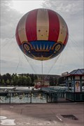Image for LARGEST -- Tethered balloon in the world