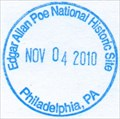 Image for Edgar Allan Poe National Historic Site - Independence Visitors Center - Phladelphia, Pennsylvania