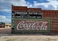 Image for Freeman Motor Company Mural - Ponca City, OK