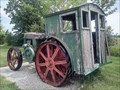 Image for Old Tractor with Wooden Cab - Collingwood, Ontario