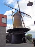 """Image for Cornmill """"de Lelie"""" in Etten-Leur, Noord-Brabant, Netherlands."""