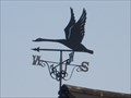 Image for Swan in flight Weathervane, Icknield Street, Wythall, Worcestershire