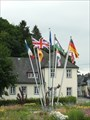 Image for Country Flags in the Roundabout - Montabaur - Rheinland-Pfalz / Germany