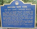 Image for The Erie Canal - Canvass White - Manlius Center, NY