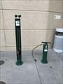 Image for Santa Clara City Library Bike Repair Station - Santa Clara, CA