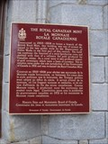 Image for CNHS - The Royal Canadian Mint ~ Ottawa, Ontario