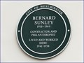 Image for Bernard Sunley - Berkeley Square, London, UK