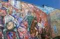Image for Courtyard Concerts Mural - Gadsden, AL