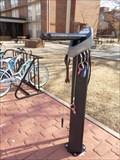 Image for UCO's West Hall Bike Repair Station - Edmond, OK USA