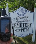 Image for Memory Gardens Pet Cemetery - Indianapolis, IN