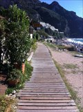 Image for Beach Boardwalk - Agios Gordios, Corfu, Greece
