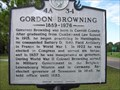 Image for Gordon Browning 1889-1976