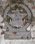 Image for Robert Emmett Miller Grave Marker - Jacksonville, Oregon