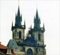 Image for The Church Of Our Lady Before Tyn  - Prague, Czech Republic