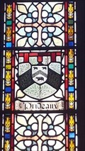 Image for Prideaux Coat of Arms - St Mabyn's church - St Mabyn, Cornwall