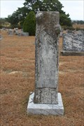 Image for J.R. Young - East End Cemetery - Lingleville, TX
