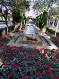 Image for Long Garden Fountain - Palma de Mallorca, Spain