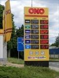 Image for E85 Fuel Pump Tank Ono - Teplice, Czech Republic