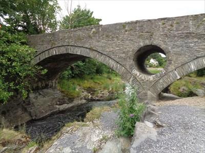 Cenarth Falls - Cenarth, Wales.