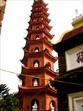 Image for Tran Quoc Pagoda - Hanoi, Vietnam