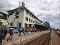 Image for Železnicná stanica Štrba - Štrba railway station (Slovakia)