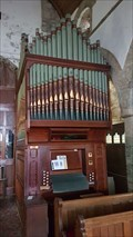 Image for Church Organ - St Swithun - Pyworthy, Devon