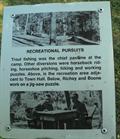 Image for Recreational Pursuits - Rapidan Camp - Shenandoah National Park, Virginia